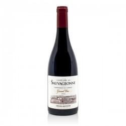 Château La Sauvageonne Grand Vin des Terrasses du Larzac rouge 2018 Bio 75cl