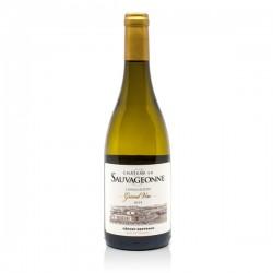 Château La Sauvageonne Grand Vin AOP Languedoc Blanc 2019 BIO 75cl