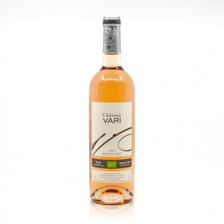 Château Vari AOC Bergerac Rosé BIO 2020 BIO 75cl
