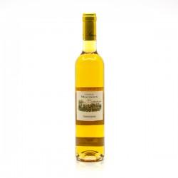 """Château Miaudoux """"Bio"""" AOC Saussignac Vendanges Tardives 2011 50cl"""