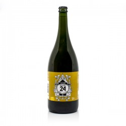Bière Blonde l'Adorée Brassée 24 Brasserie Artisanale de Sarlat Magnum 150cl