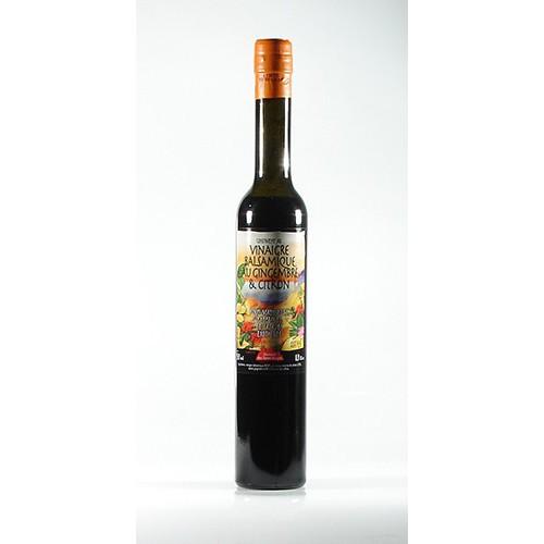 Vinaigre Balsamique Gingembre et Citron