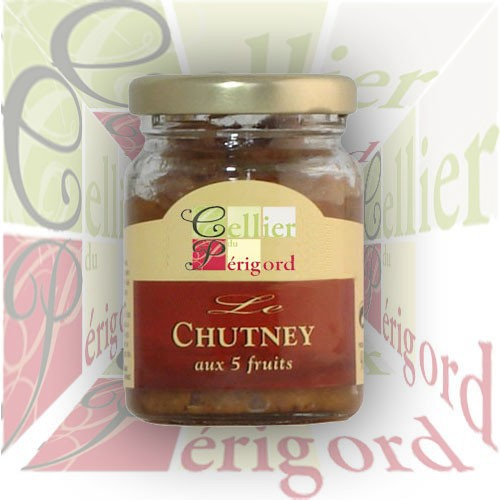 Chutney aux 5 Fruits