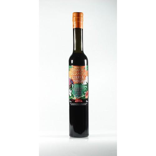 Vinaigre Balsamique Curry et Mangue