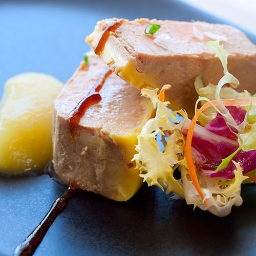 Foie gras entier de Canard de Barbarie