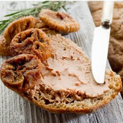 Pâté gourmand au foie d'oie
