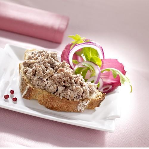 Gourmandise de Canard aux baies roses