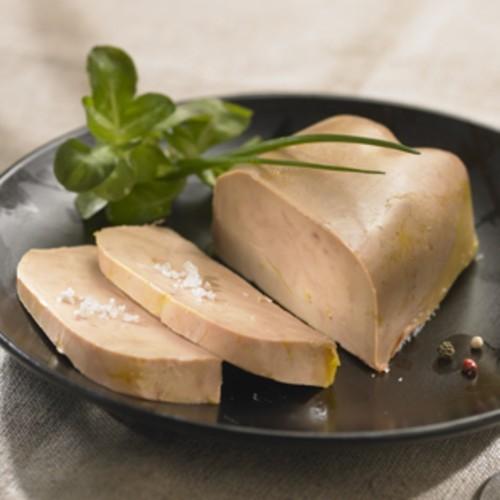 Lobe de Foie Gras de Canard Entier mi-cuit