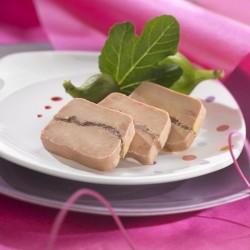 Foie Gras Entier mi-cuit au nectar de Figues et de Coings