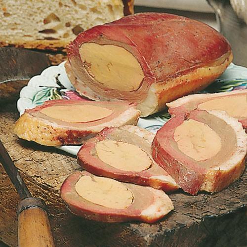 Magret de Canard Fourré au Foie Gras de Canard Entier
