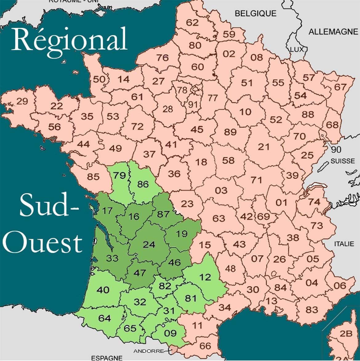 Hors Région