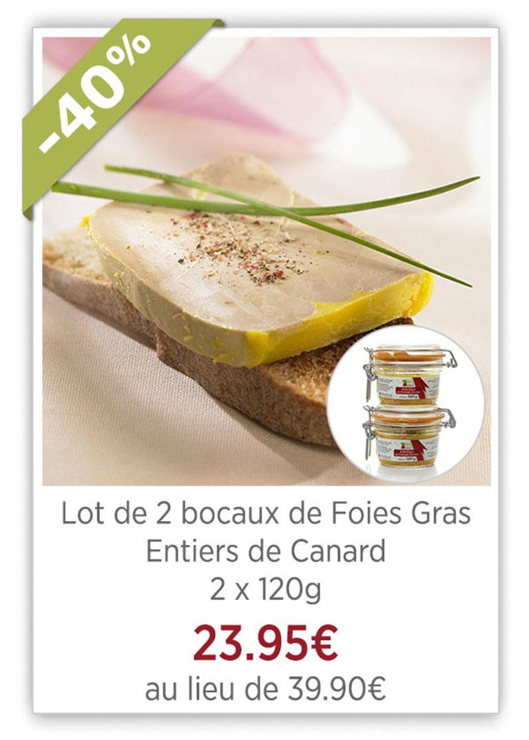 Foies gras