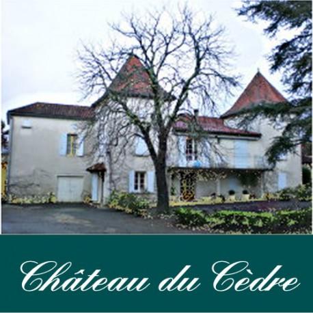 Chateau du Cèdre