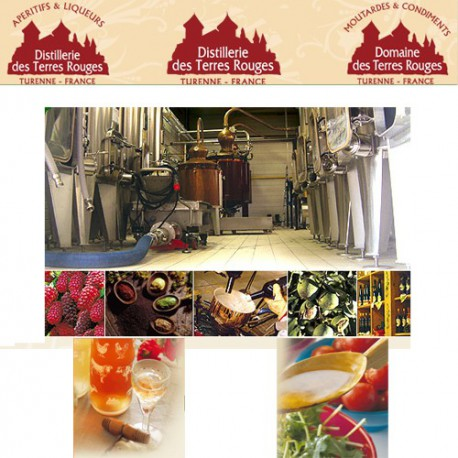 Distillerie des Terres Rouges