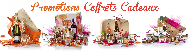 Promotions Coffrets Cadeaux