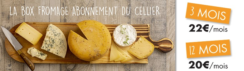Box abonnement fromages