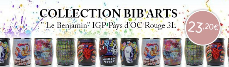 Collection Bib'Arts