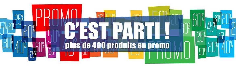 Promotions janvier 2021 - Plus de 400 produits en promotion