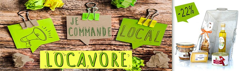 Locavore - Je commande local !