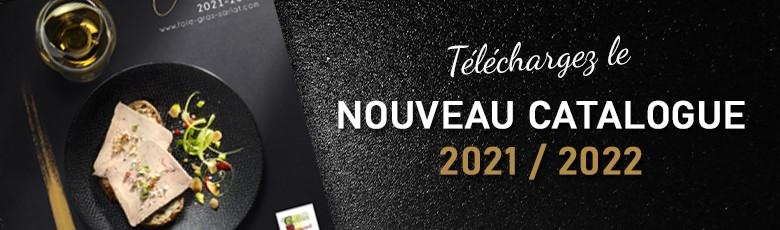Nouveau catalogue 2021/2022