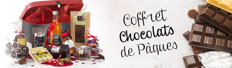 Coffret Chocolats de Pâques
